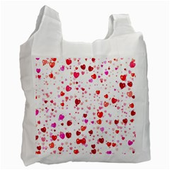 Heart 2014 0601 Recycle Bag (one Side) by JAMFoto