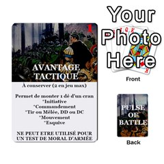 Jack Pulse Of Battle Romain By Antoine Bourguilleau   Playing Cards 54 Designs   Mx3a2h7877b0   Www Artscow Com Front - SpadeJ