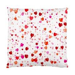 Heart 2014 0602 Standard Cushion Case (One Side)  by JAMFoto
