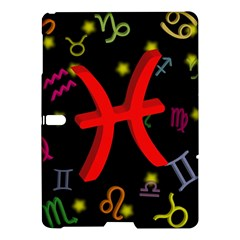 Pisces Floating Zodiac Sign Samsung Galaxy Tab S (10 5 ) Hardshell Case  by theimagezone