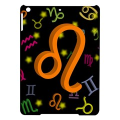 Leo Floating Zodiac Sign Ipad Air Hardshell Cases by theimagezone