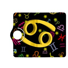 Cancer Floating Zodiac Sign Kindle Fire Hdx 8 9  Flip 360 Case by theimagezone