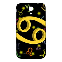 Cancer Floating Zodiac Sign Samsung Galaxy Mega I9200 Hardshell Back Case by theimagezone