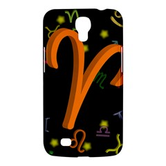 Aries Floating Zodiac Sign Samsung Galaxy Mega 6 3  I9200 Hardshell Case by theimagezone