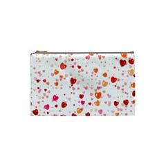 Heart 2014 0603 Cosmetic Bag (small)  by JAMFoto
