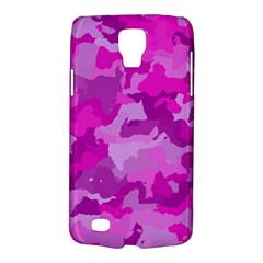 Camouflage Hot Pink Galaxy S4 Active by MoreColorsinLife