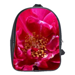 Red Rose School Bags (xl)  by timelessartoncanvas