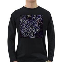 Grapes Long Sleeve Dark T Shirts by timelessartoncanvas