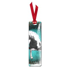 Beautiful Horse With Water Splash  Small Book Marks by FantasyWorld7
