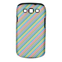 Stripes 2015 0401 Samsung Galaxy S Iii Classic Hardshell Case (pc+silicone) by JAMFoto