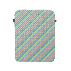 Stripes 2015 0401 Apple Ipad 2/3/4 Protective Soft Cases by JAMFoto