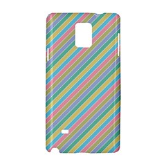 Stripes 2015 0401 Samsung Galaxy Note 4 Hardshell Case