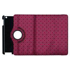 Cute Pattern Gifts Apple Ipad 2 Flip 360 Case by creativemom