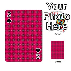 Cute Pattern Gifts Playing Cards 54 Designs  by creativemom