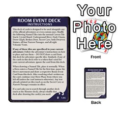 Lod Room Event Deck 1 (full) By Nathan   Multi Purpose Cards (rectangle)   Kqugx9bvaw3m   Www Artscow Com Front 1