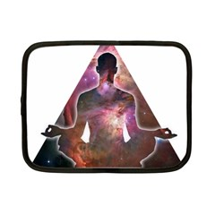 Deep Meditation #2 Netbook Case (small)  by Lab80