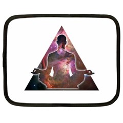 Deep Meditation #2 Netbook Case (xl)  by Lab80