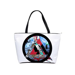 Somewhere Not Here Shoulder Handbags by Lab80