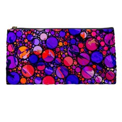 Lovely Allover Hot Shapes Pencil Cases by MoreColorsinLife