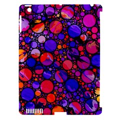 Lovely Allover Hot Shapes Apple Ipad 3/4 Hardshell Case (compatible With Smart Cover) by MoreColorsinLife