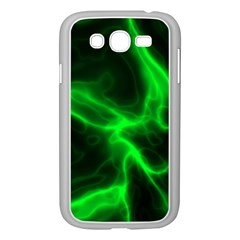 Cosmic Energy Green Samsung Galaxy Grand Duos I9082 Case (white) by ImpressiveMoments