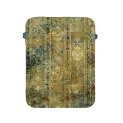 Beautiful  Decorative Vintage Design Apple iPad 2/3/4 Protective Soft Cases by FantasyWorld7