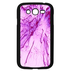 Special Fireworks, Pink Samsung Galaxy Grand DUOS I9082 Case (Black)
