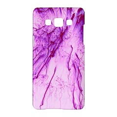 Special Fireworks, Pink Samsung Galaxy A5 Hardshell Case