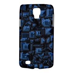 Metalart 23 Blue Galaxy S4 Active by MoreColorsinLife