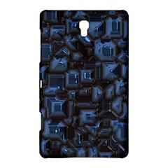 Metalart 23 Blue Samsung Galaxy Tab S (8 4 ) Hardshell Case  by MoreColorsinLife