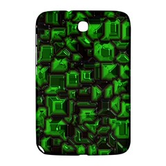 Metalart 23 Green Samsung Galaxy Note 8.0 N5100 Hardshell Case  by MoreColorsinLife