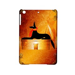 Anubis, Ancient Egyptian God Of The Dead Rituals  Ipad Mini 2 Hardshell Cases by FantasyWorld7