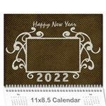2016 Calender Beloved - Wall Calendar 11  x 8.5  (12-Months)
