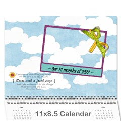 12 Months Holiday 2016 By Shelly   Wall Calendar 11  X 8 5  (12 Months)   6mu40r1ac3n9   Www Artscow Com Cover