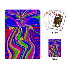 Transcendence Evolution Playing Card by icarusismartdesigns