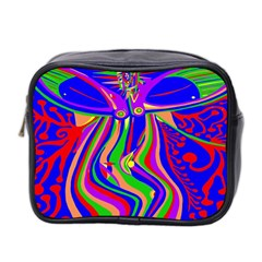 Transcendence Evolution Mini Toiletries Bag 2 Side by icarusismartdesigns