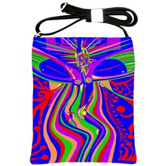 Transcendence Evolution Shoulder Sling Bags by icarusismartdesigns