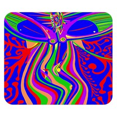 Transcendence Evolution Double Sided Flano Blanket (small)  by icarusismartdesigns
