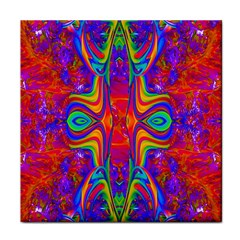 Abstract 1 Face Towel by icarusismartdesigns