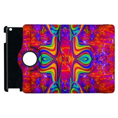 Abstract 1 Apple Ipad 3/4 Flip 360 Case by icarusismartdesigns