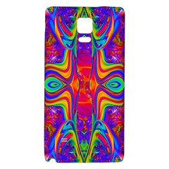 Abstract 1 Galaxy Note 4 Back Case by icarusismartdesigns