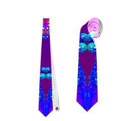 Abstract 2 Neckties (two Side)  by icarusismartdesigns