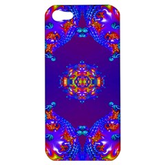 Abstract 2 Apple Iphone 5 Hardshell Case by icarusismartdesigns