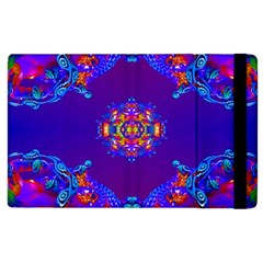 Abstract 2 Apple iPad 2 Flip Case by icarusismartdesigns