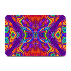 Butterfly Abstract Plate Mat by icarusismartdesigns