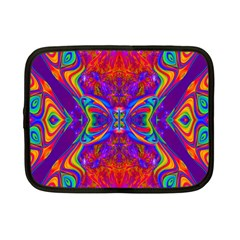 Butterfly Abstract Netbook Case (small) by icarusismartdesigns
