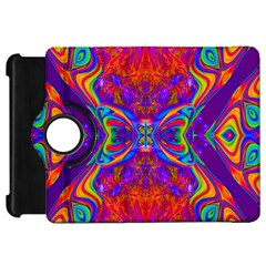 Butterfly Abstract Kindle Fire Hd Flip 360 Case by icarusismartdesigns