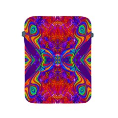Butterfly Abstract Apple Ipad 2/3/4 Protective Soft Case