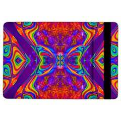 Butterfly Abstract Apple Ipad Air 2 Flip Case by icarusismartdesigns