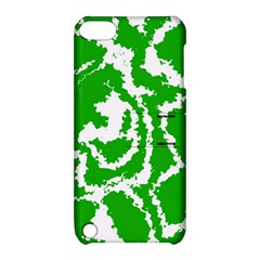 Migraine Green Apple iPod Touch 5 Hardshell Case with Stand by MoreColorsinLife